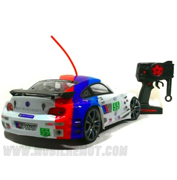 BMW Z4 GTE M Power belakang