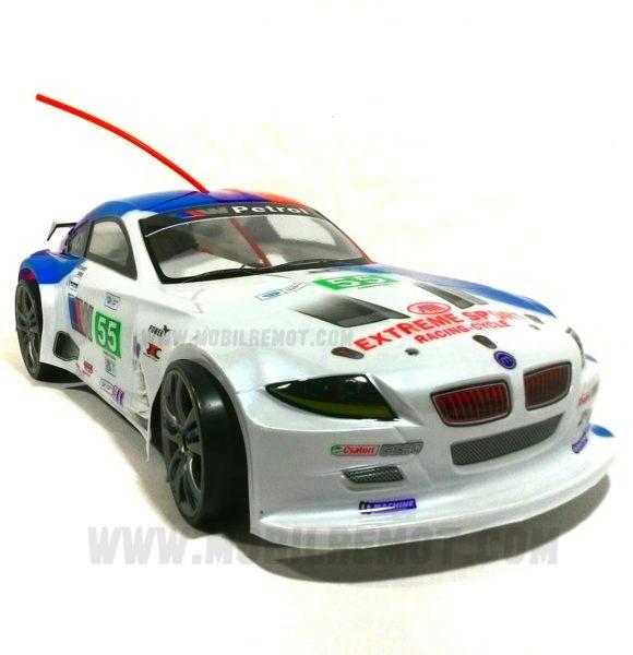 Jual RC drift BMW Z4 GTE M Power depan