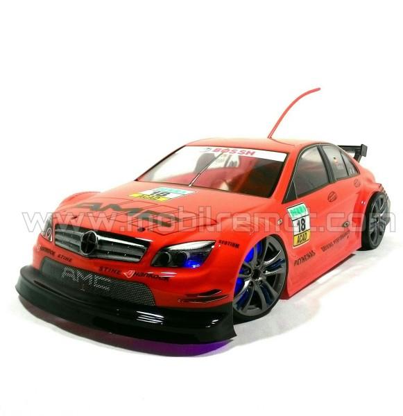 Vmax Turbo Mercedes DTM Racing Car Front