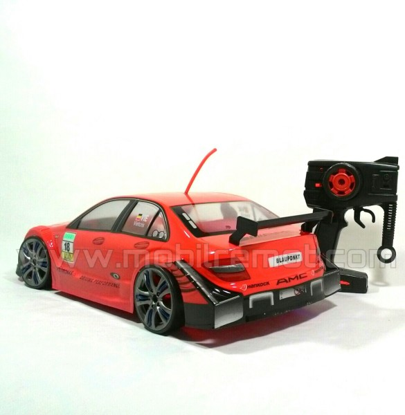 Mercedez DTM Racing Car Rear