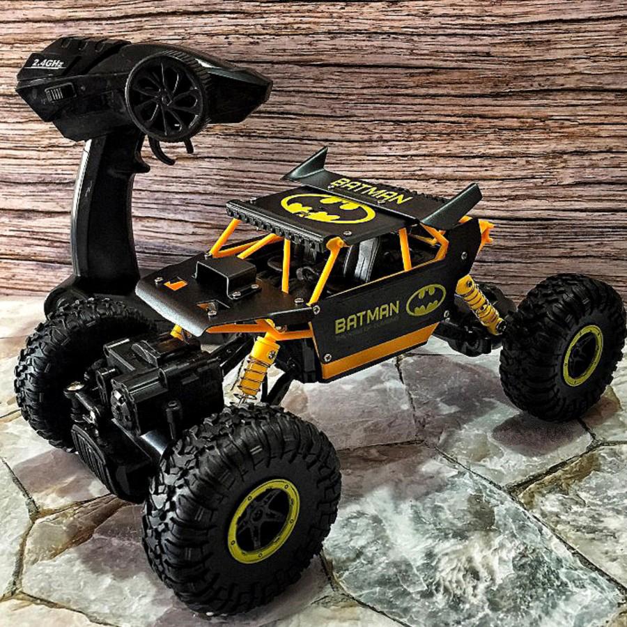 Remote Control Mobil Rock Crawler Offroad Herocar