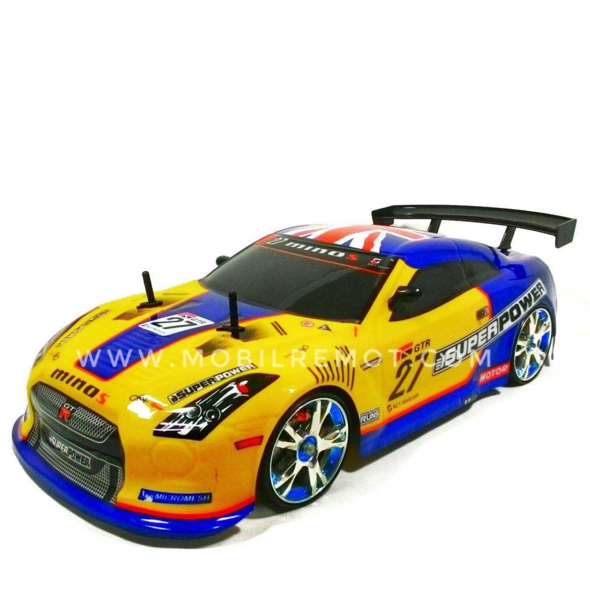 Nissan Skyline R35 GTR NQD Drift