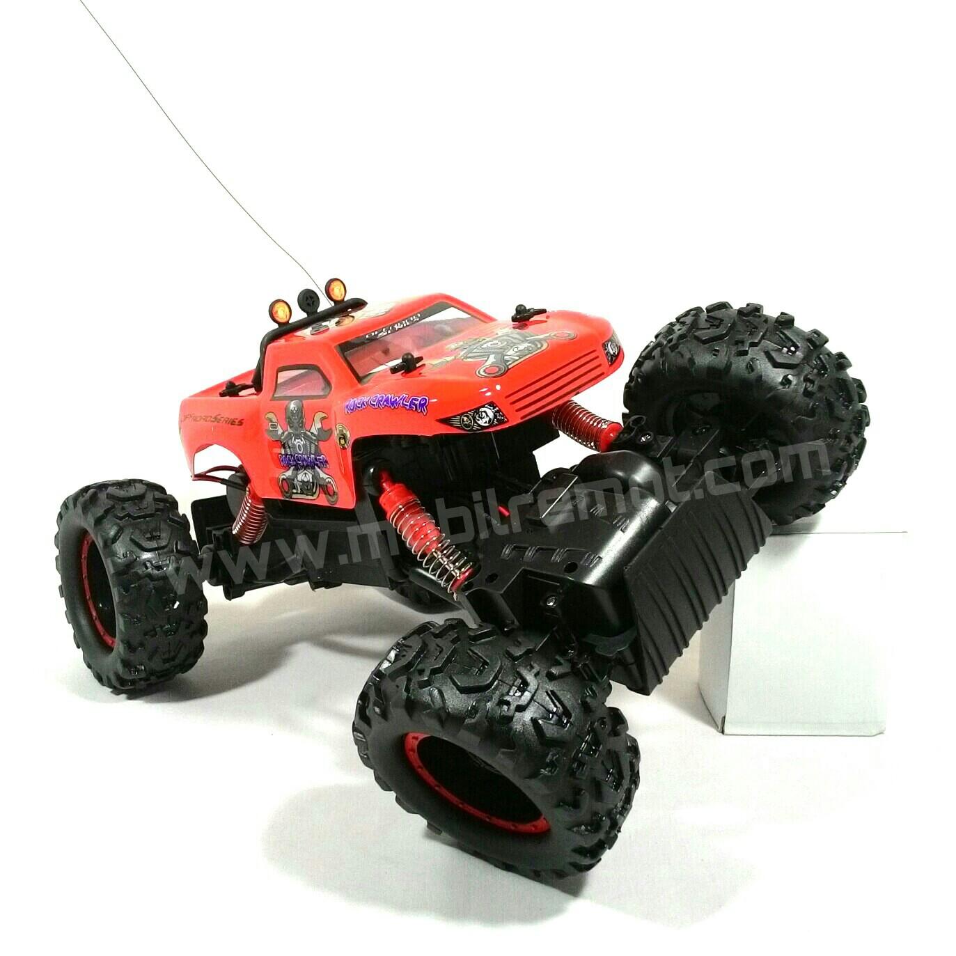 RC Offroad 4X4 NQD Rock Crawler King