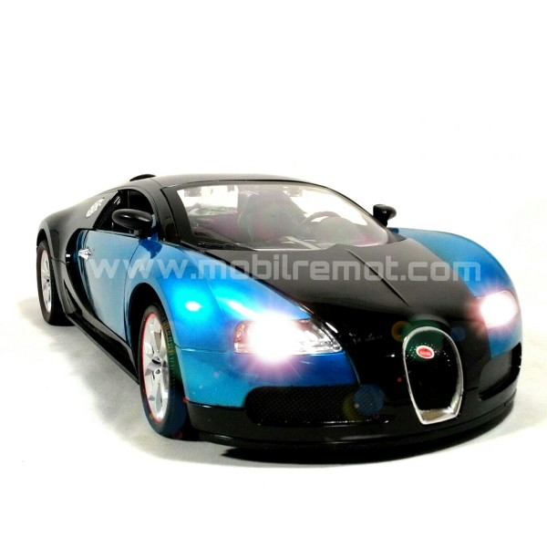rc mobil bugatti veyron skala 1 14 cocok untuk hadiah anak laki laki mobil remote control. Black Bedroom Furniture Sets. Home Design Ideas