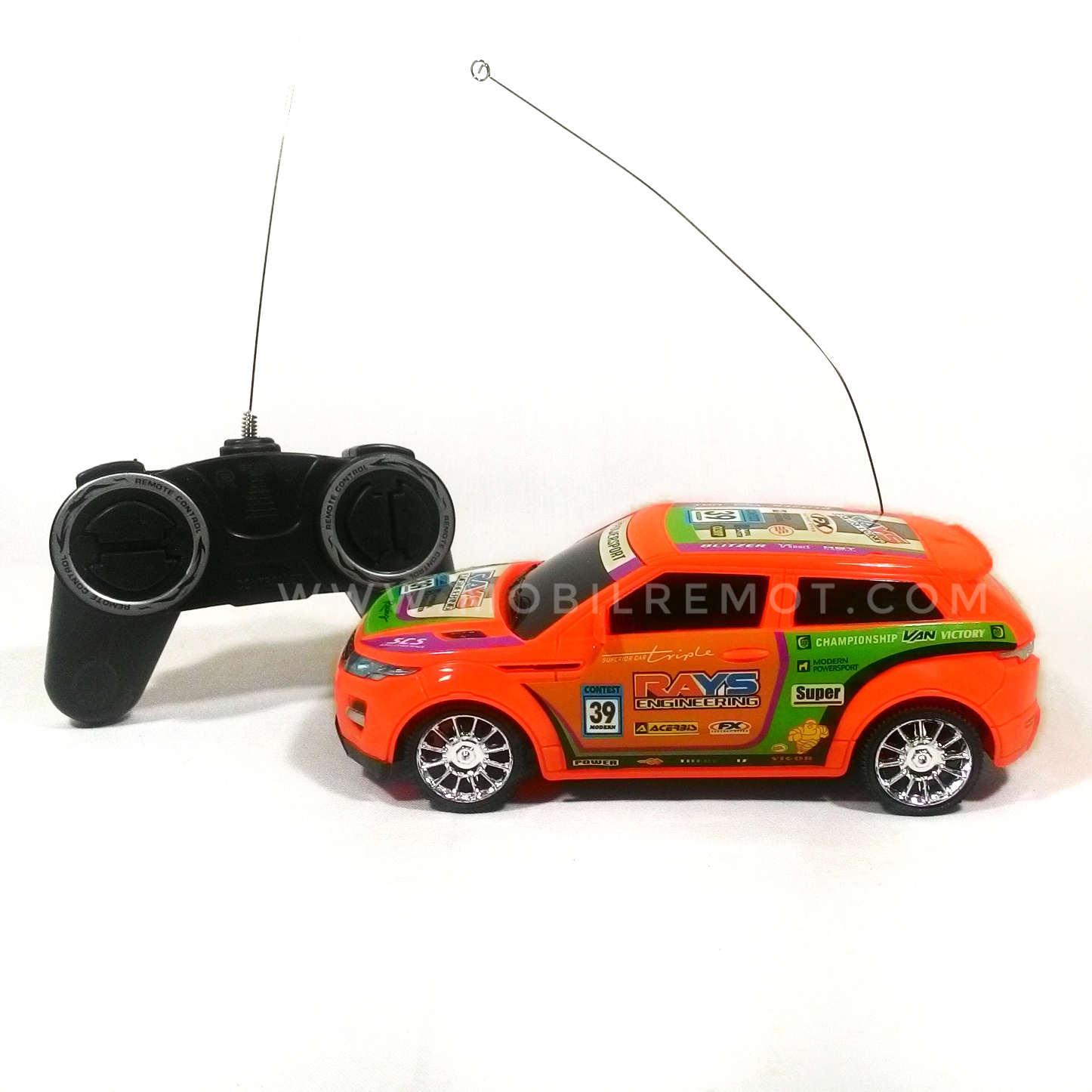Mini RC Range Rover Evoque