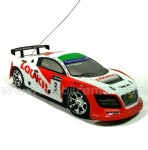 RC Sanzuan Shift Audi R8 Sekala 1:20
