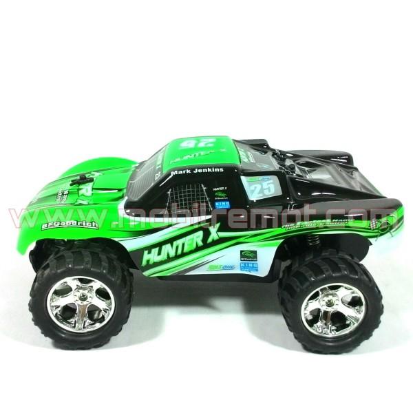 NQD Mini Beast Monster Truck samping